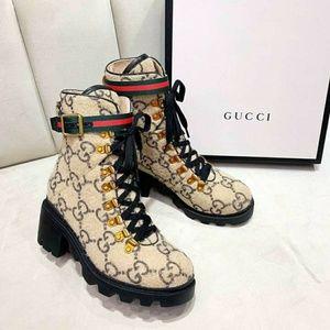 Gucci Boots All Sizes New Check Description